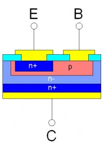 Bipolar Circuit Diagram