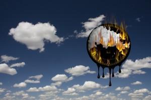 Hallucination of Clock