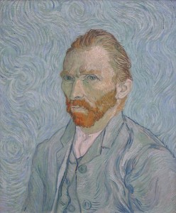 Vincent van Gogh: Self-Portrait