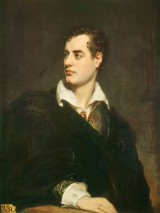 Lord Byron, 1824