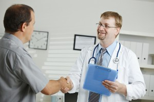 Talking to Physician