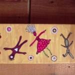 """Dolls and Dots"" by Kim Jones"