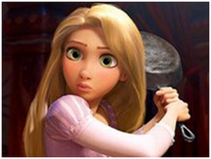 Tangled Publicity Photo