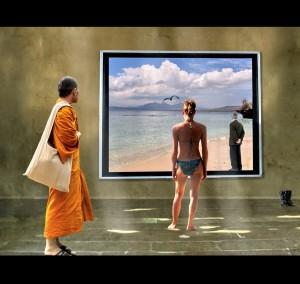 """Observer"" by Hartwig Kopp-Delaney"