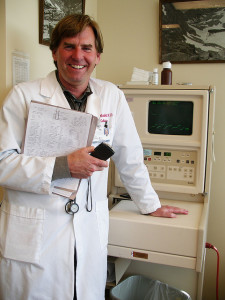 Happy Doctor